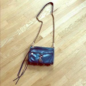 Rebecca Minkoff Teal Crossbody Bag